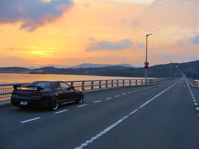 Nissan Skyline R33, sportowy samochód z japonii, coupe, kultowy, legendarny, znany, RB25, RB26, na rynek japoński, JDM