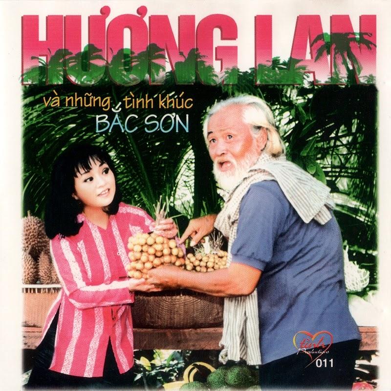 Tình CD011 - Hương Lan Và Những Tình Khúc Bắc Sơn (NRG)