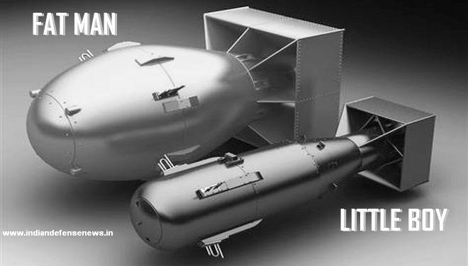 Fat Man Bomb Explosion 72