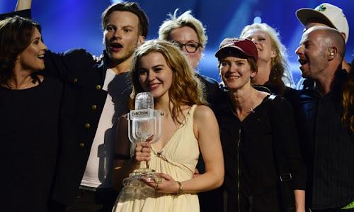 Cine a castigat Eurovision 2013 Danemarca Emmelie de Forest video, castigatoarea