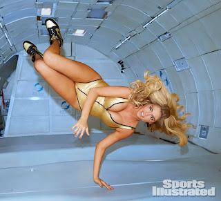 Kate Upton – 'Zero Gravity' photoshoot for Sports Illustrated