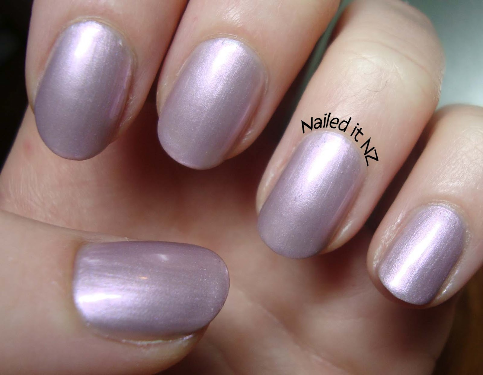 OPI Play the Peonies, Revlon Powder Puff, Avon Romance AND BM-223 ...
