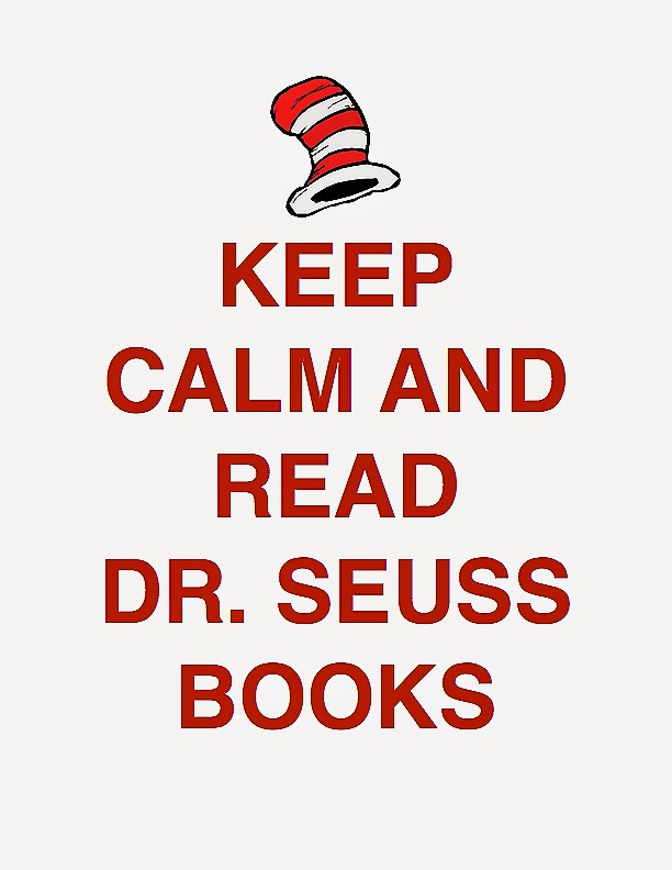 Common core blogger read across america for Keep calm font