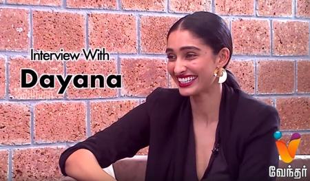 Chekka Chivantha Vaanam actress Diana interview