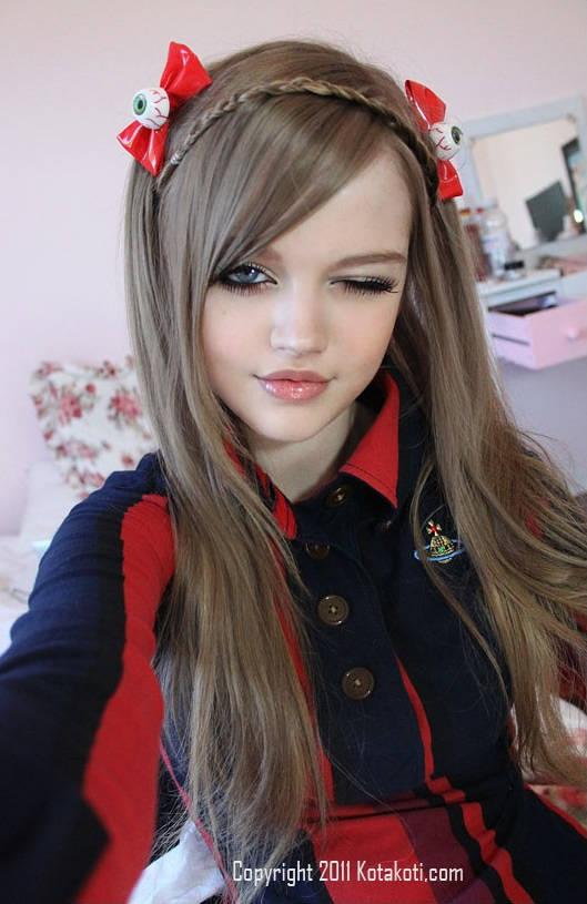 KotaKoti Real Barbie Girl