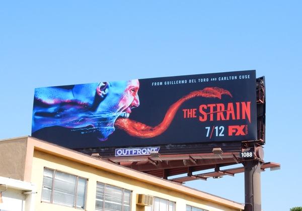 The Strain season 2 billboard