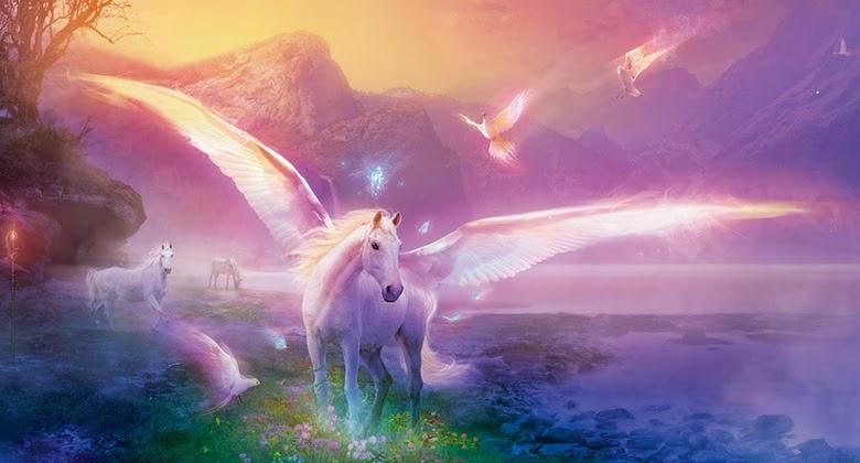 Benarkah ini Adalah Kuda Terbang yang Terjadi Mekkah?