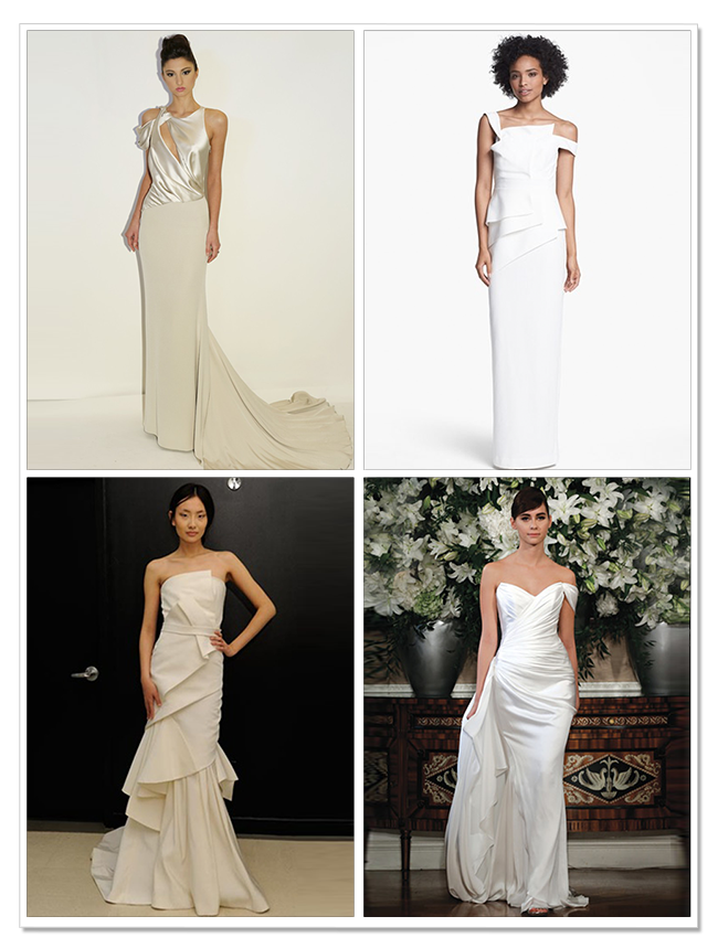 I Guess I Do | The Un-Bride Guide to Weddings: My Favorite Dresses ...