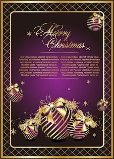金色のクリスマス テーマ golden christmas theme vector イラスト素材