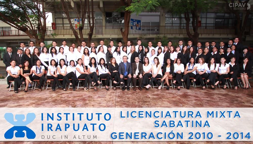 Centro institucional de produccion audiovisual generaci n for Licenciaturas sabatinas