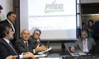 deputado eliseu padilha redes sociais pmdb evento lancamento