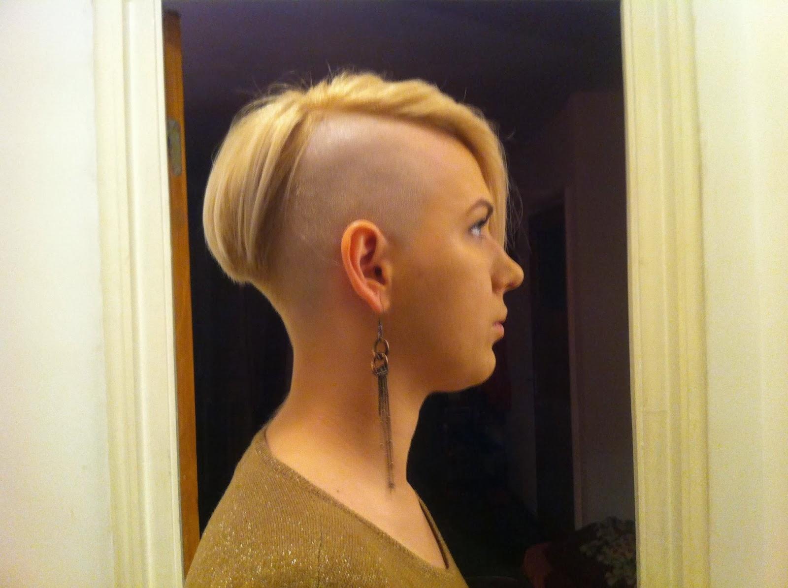 Inverted Bob Haircut Video