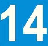 El 14 número kármico
