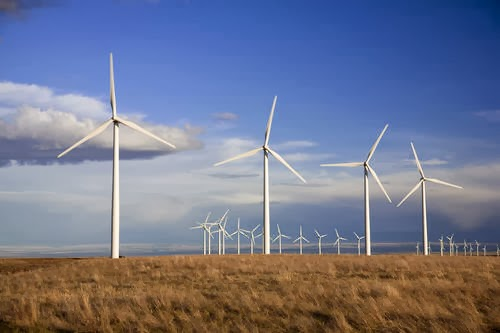 Interesting energy facts: Top five renewable energy sources
