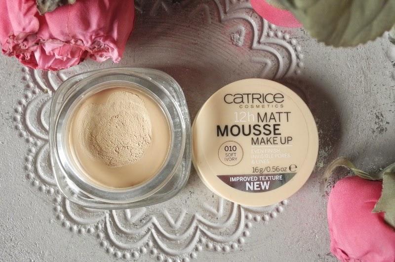 catrice matt mousse make up