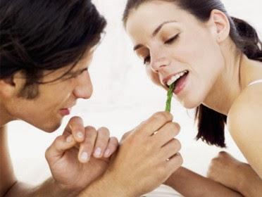 Makanan Konsumsi Untuk Merangsang Libido Wanita Pria