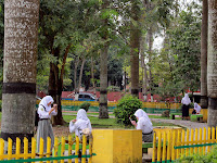 Maraknya Pungli Di Taman Kota Medan