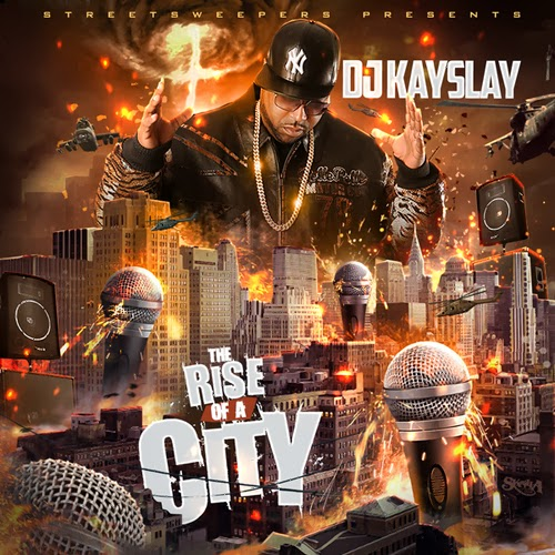 DJ Kay Slay Ft. Vado, Papoose & Young Chris - Fire
