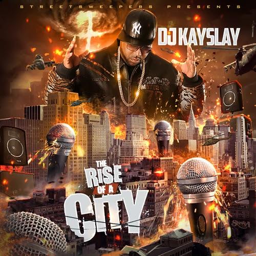 DJ Kay Slay Ft. Vado, Papoose & Young Chris - Fire