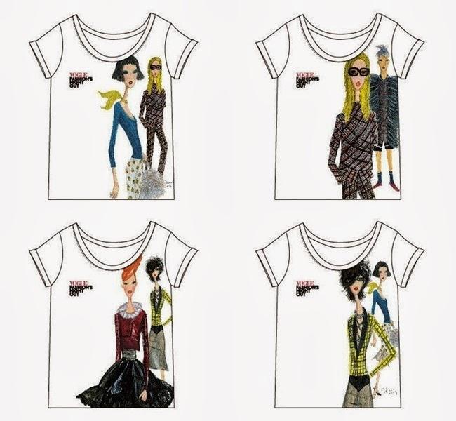 2013 FNO限量女版T-shirt 金髮格格 blonde checker