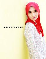 wearing a hijab