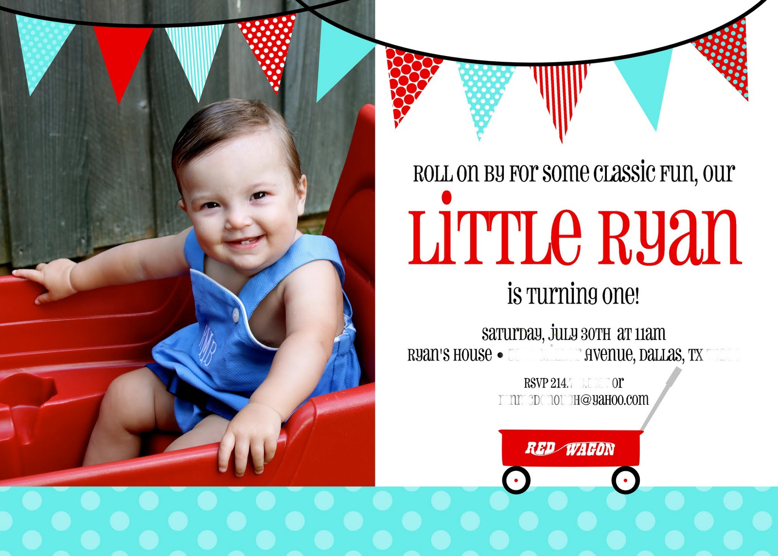 Fine 1st Birthday Boy Invitation Model - Resume Ideas ...