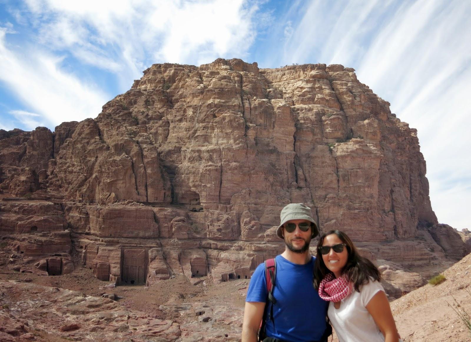 Cuevas en Petra