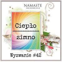 http://swiatnamaste.blogspot.ie/2016/01/wyzwanie-42-ciepo-zimno.html