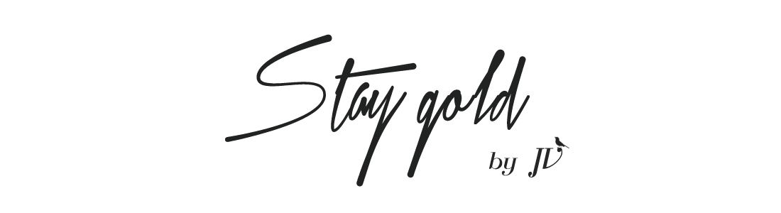 Stay Gold by JV