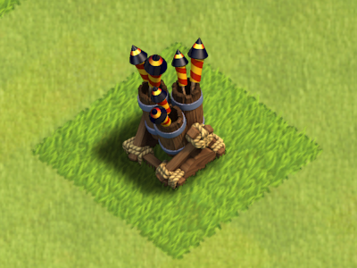 Air Defense ~ Clash of Clans Tactics