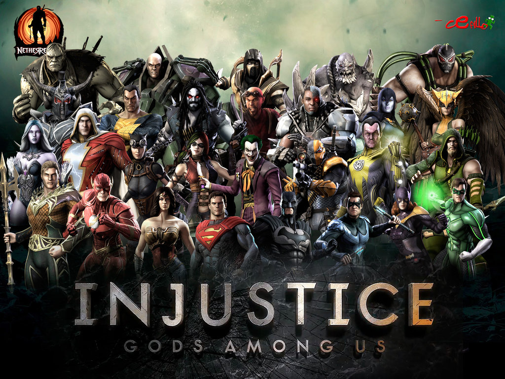 Injustice: Gods Among Us v2.7.0 APK DATA