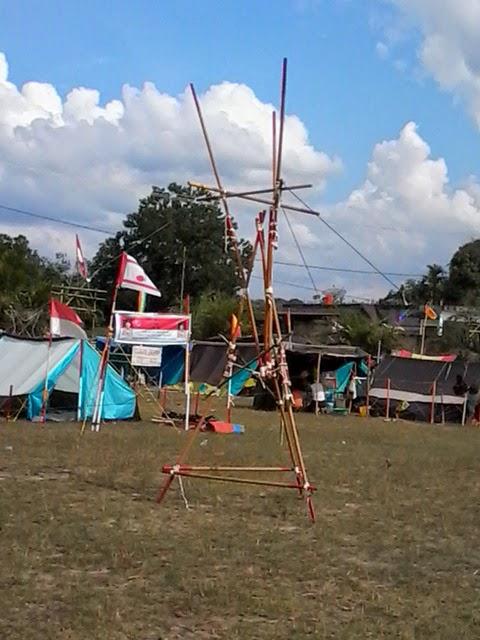 Kegiatan Pramuka SMK Negeri 2 Tambusai utara