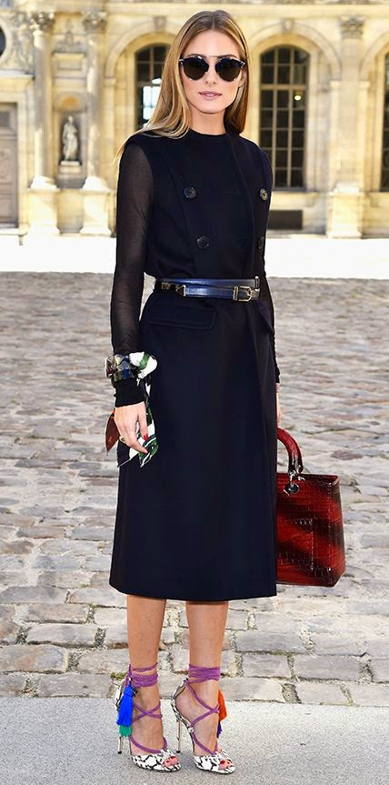 Olívia Palermo - A moda é para todos, o estilo só para alguns...
