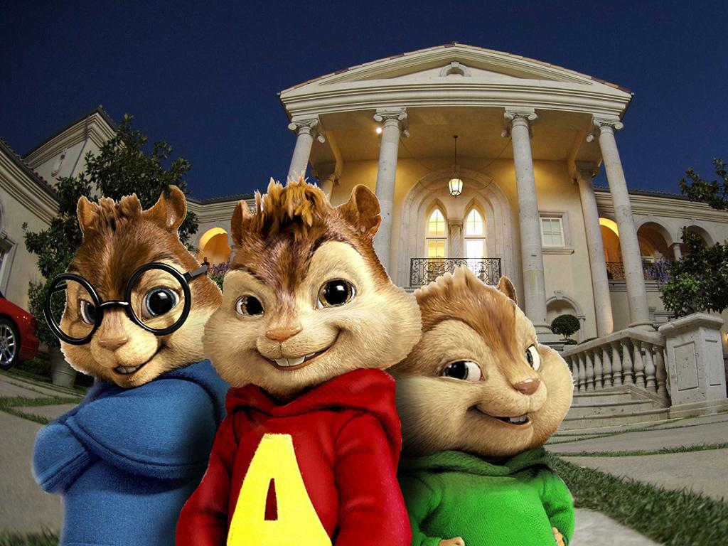 Alvin and the Chipmunks Wallpaper Alvin and Fanpop - alvin and the chipmunks wallpapers