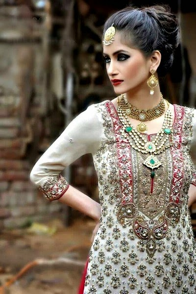 Bridal Wear Party Dress by Farah and Fatima Couture
