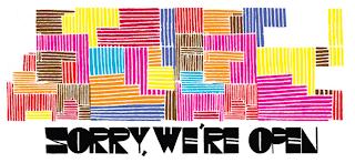 sorry, we