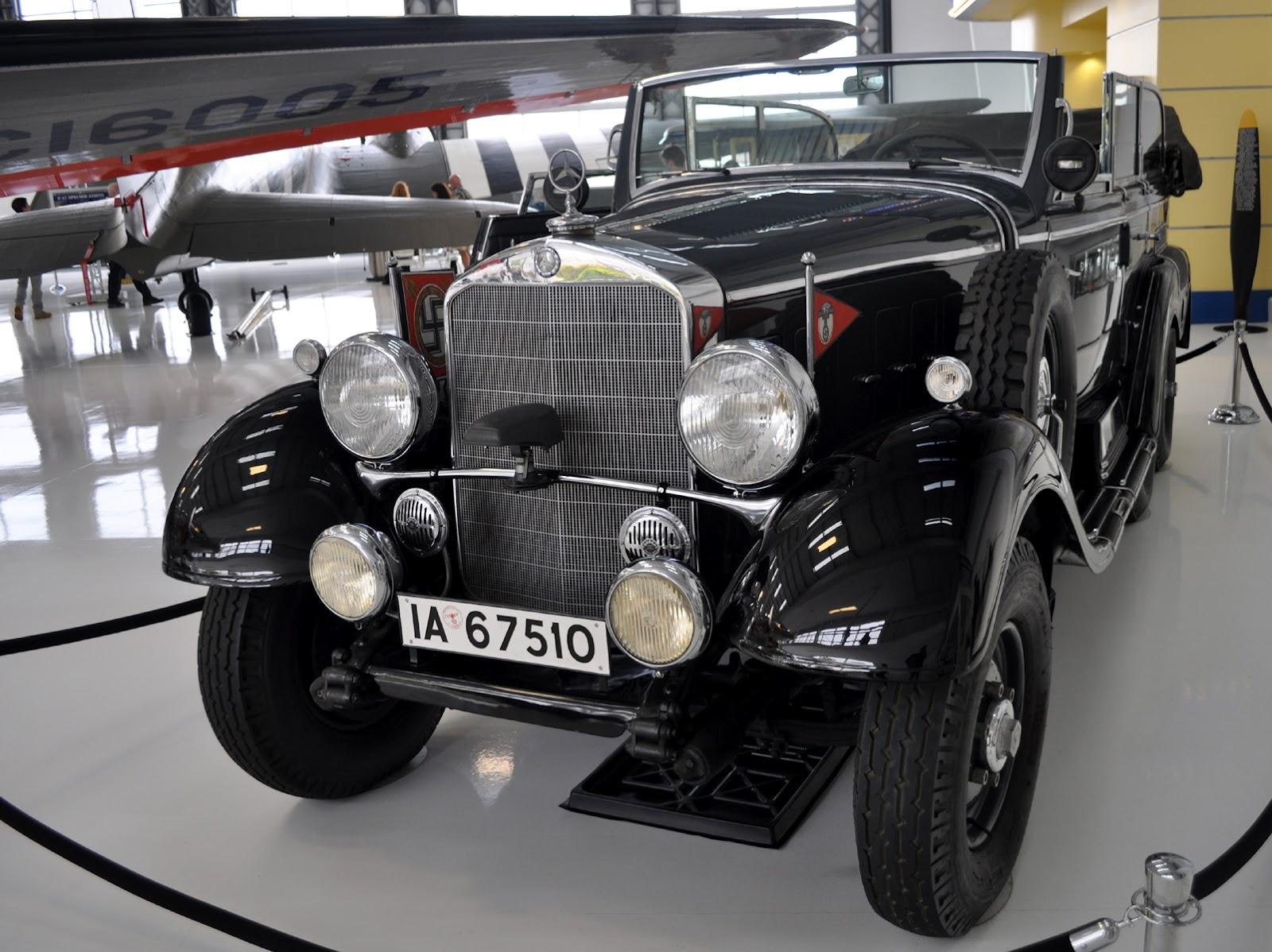 Hitlers Parade Car A 1939 Benz G4 Offner Open Touring