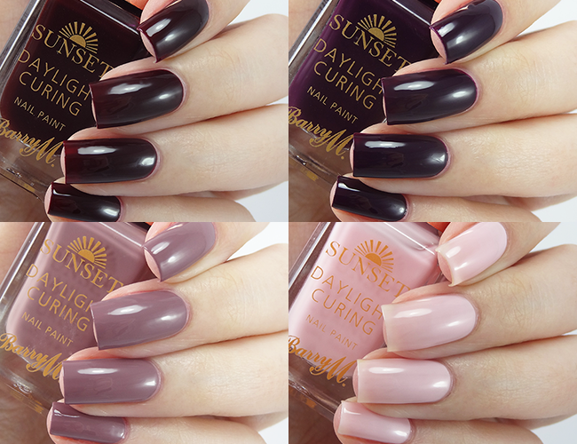 Barry M Sunset Autumn/Winter 2015