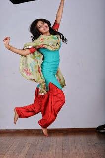 Samantha Ruth Prabhu In Salwar