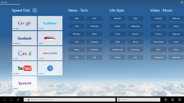 uc browser cho pc