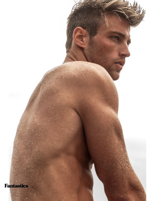 Heath Hutchins by Scott Teitler for Fantasticsmag