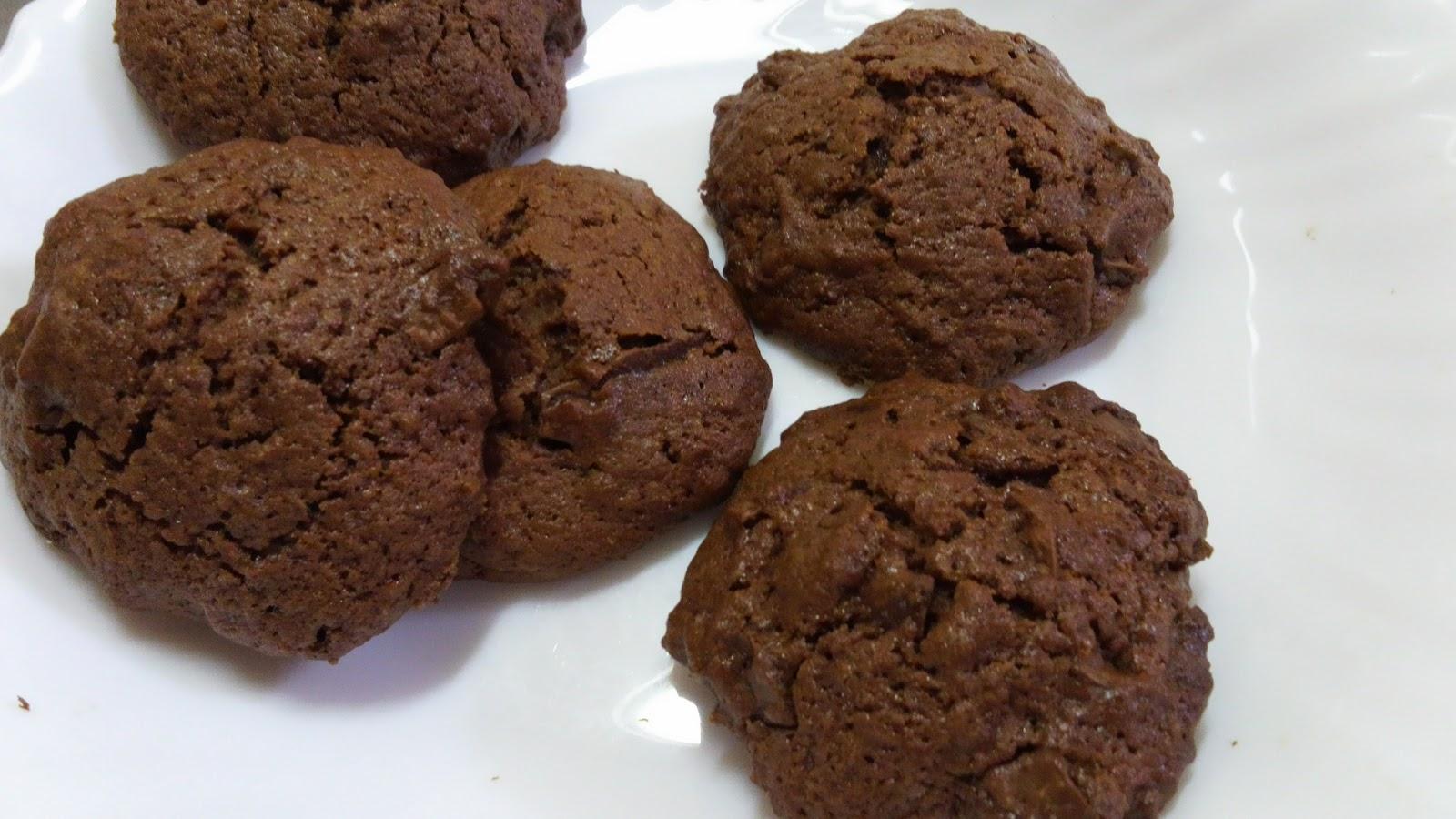 ... チョコチャンククッキー 2種