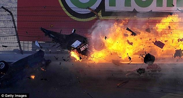 Tragedi dalam Las Vegas Indy 300, Dan Wheldon maut