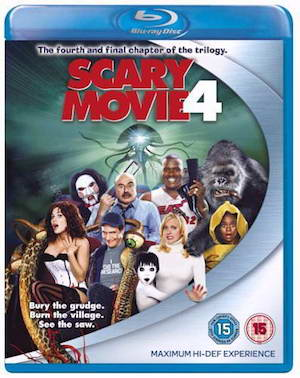 Scary Movie 4 2006 Hindi Dubbed Full Movie Download