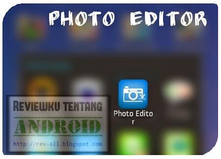 Ikon aplikasi android Photo Editor - aplikasi edit foto yang memiliki banyak fasilitas (rev-all.blogspot.com)