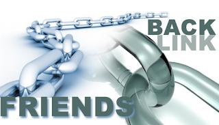 cara memasang link sahabat di blog