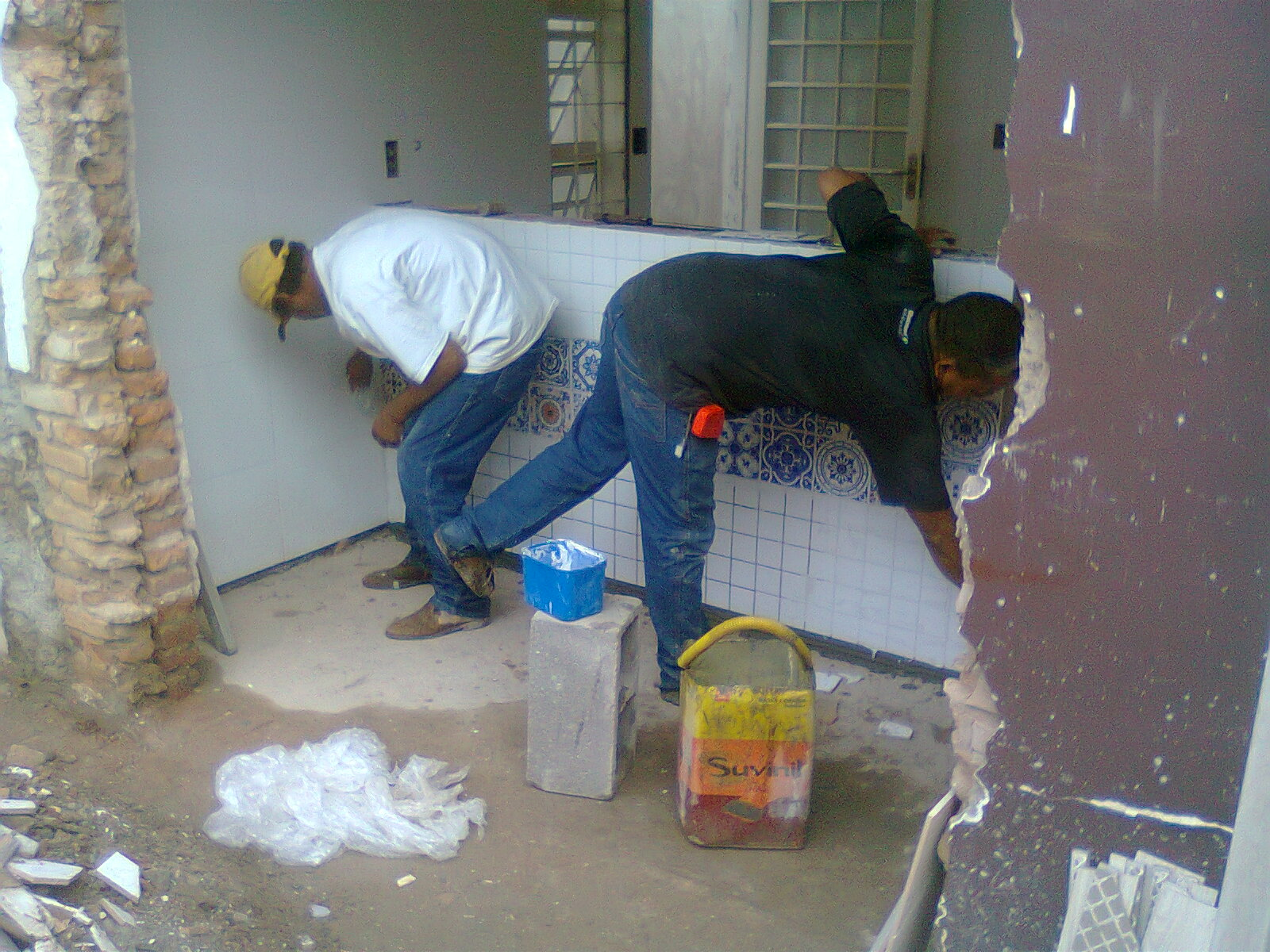 ARQ ELOISA MONDI Projetos obras decoração aprovaçoes.: BALCÃO  #2B4465 1600 1200