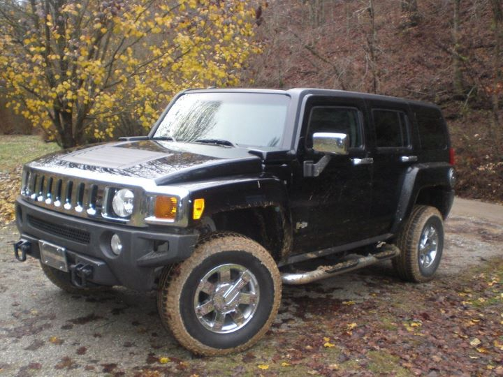 HD PHOTOS: Hummer Car