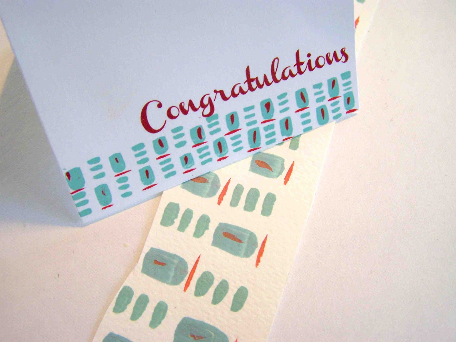 congratulation card printable
