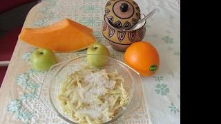 продукты для низкокалорийного десерта